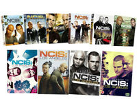 NCIS Los Angeles The Complete DVD Series Set Seasons 1-10  Brand New Sealed