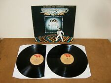 SATURDAY NIGHT FEVER : VARIOUS - DOUBLE LP GERMANY 1977 Gatefold - RSO 2658 123