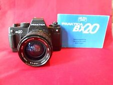 Praktica BX20 mit Pentacon Prakticar 3,5-4,5/35-70 MC Auto Zoom