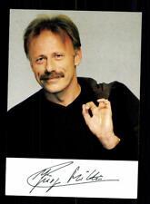Jürgen jürgen trittin autografiada mapa original firmado # bc 119573