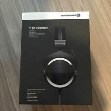 NEW BeyerDynamic T90 Chrome Exclusive Limited Edition Audiophile Headphones