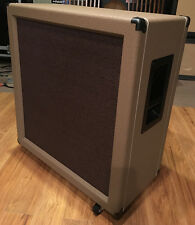 NEW Speaker Son Set Beach 4x12 Purple Orange Speaker Cab 412 UnLoaded Awesome!