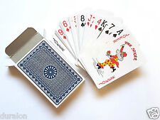 Deck of Professional Plastic Coated Playing Cards 52 cards per pack