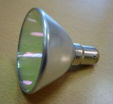 PHILIPS ALR SPECTRO FORÊT B15d 12V 50W 6º Aluline 6484 Lampe halogène vert