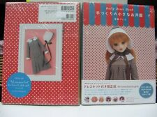 Dolly Dress Book Hand Made Tiny Clothing Unoa Limited