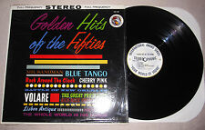 Golden Hits of the Fifties 50s LP  International Award Series AK-145 Shrink MINT