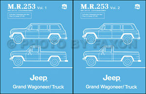 Repair Manuals & Literature for Jeep J10 for sale | eBay | 1980 Jeep J 20 Wiring Diagram |  | eBay