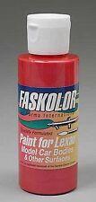 Faspearl Red 2 oz  Parma Airbrush Paint RC Bodies! PAR40056