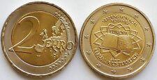 2007 Austria TREATY OF ROME 2 EURO COIN Austrian - MINT - BU- UNC - NEW