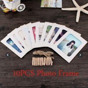 Fuji Film Instax Mini 10 Piece Frame Set