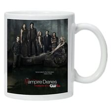More details for the vampire diaries tv show personalised mug printed coffee tea drinks cup gift