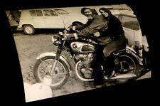 [PHOTO PHOTOGRAPHIE ORIGINALE] Georges Moustaki.