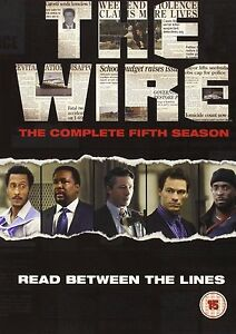 """The Wire Promotional Poster 24/""""x36/"""", 13/""""x19/"""" FREE s//h"""