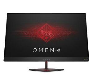 OMEN by HP 27 Inch Gaming Monitor QHD 165Hz 1ms NVIDIA G-SYNC (Black Aluminum)!!