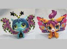 Littlest Pet Shop Lot Fairy Moonlite 2825 2827 Set Authentic Lps