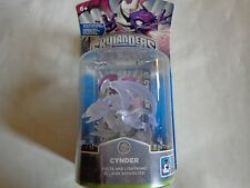 Skylanders Spyro's Adventure Cynder Crystal Varlant Factoy Sealed VHTF