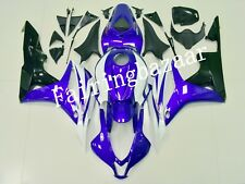 Fit for CBR600RR 2007 2008 Blue White Black ABS Injection Mold Fairing Kit