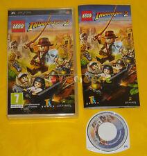 LEGO INDIANA JONES 2 L'AVVENTURA CONTINUA Psp Vers Ufficiale Italiana » COMPLETO
