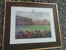 More details for rare ltd edition signed by the welsh team 100th match england v wales 17/1/1981