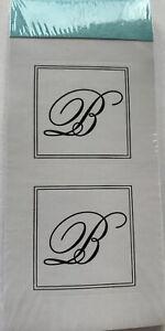 "B Monogram Seal Sticker Gartner Studios 1"""