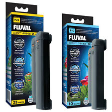 Fluval Pre-Set Heaters P10 P25 Aquarium Heating Tropical Marine Fish Tank