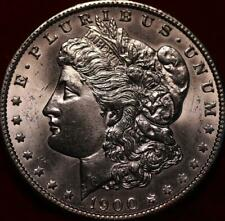 Uncirculated 1900-O New Orleans Mint   Morgan Dollar
