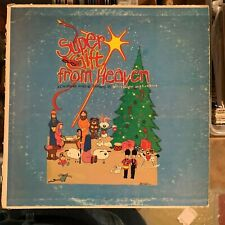 Betty Hagar & Fred Bock- Super Gift From Heaven - 1980 vinyl LP - Christmas