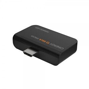 Terratec Cinergy T2 Stick micro DVB-T DVB-T2 Empfänger Unterwegs für Handy