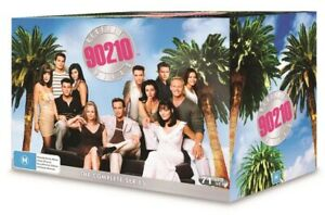 BRAND NEW Beverly Hills 90210 - Complete Series (DVD, 71-Disc Set) R4