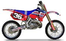 Honda Graphics kit TLD CR 250 1995 - 1996 Motocross Sticker kit Enjoy