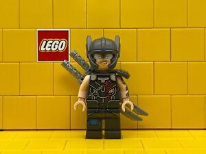 Lego Marvel Superheroes Thor sh412 Minifigure *Slight Faded Face*