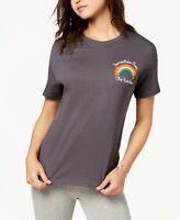 Carbon Copy Women's Rainbow Graphic T-Shirt Size Large