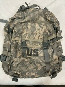 MOLLE II ASSAULT PACK ACU with STIFFENER