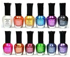 Free Priority Kleancolor Nail Polish Metallic Full Size Lacquer Lot of 12-pc Set