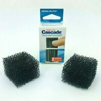 Penn Plax Cascade Bio Sponge 170 Internal Filter Replacement Sponges 2 Pack