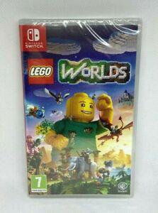 LEGO Worlds (Nintendo Switch, 2017) *Neu&Ovp*
