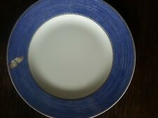 Wedgwood Sarah's Garden Queen's Ware Lavender Blue Dinner Plate 10 7/8in