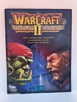 Warcraft II Tides of Darkness Game Manual Only by Blizzard Entertainment 1996