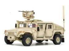 1/72 Diecast Tank US Army HMMWV M1114 Vehicle w M153 Crows II Gun American Model