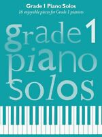 Grade 1 Piano Solos LEARN TO PLAY Frozen ADELE Beginner Easy Music Exam Book