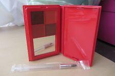 Clinique Lipstick Palette Lip Brush~Pure Posh Coral Crush Honey Nude Sassy Spice