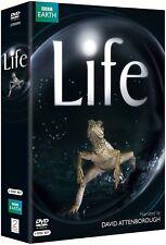 LIFE (2009): COMPLETE BBC TV Series - David Attenborough - NEW  DVD UK