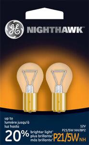 Brake Light Bulb-Avant GE Lighting P21/5W NH/BP2