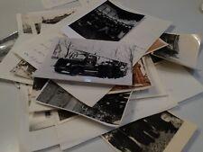 FOTOS FEUERWEHR TEILWEISE GUNZENHAUSEN & FESTSCHRIFT 100 JAHRE FFW GUN 1965