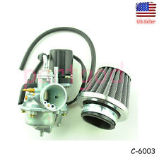 Carburetor W/ Air Filter 2-Stroke For Yamaha Jog 50 90cc 100cc Zuma Scooter   E1