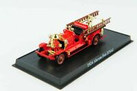 1/43 Diecast Atlas 1924 Ahrens Fox USA Fire Truck Cars Vehicles Model Toys Gifts