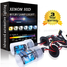 Xenon HID Headlight Replacement Bulb Light 6000K White For 2002 TRAILBLAZER N1