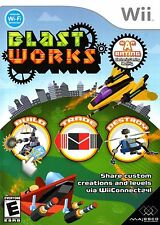 Blast Works: Build, Trade, Destroy Wii