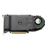 Dell Ultra-Speed Drive Quad PCIe x16 Adapter Card Up to 4x NVMe M.2 SSD Support