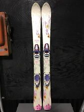 K2 Luv Bug 112cm Skis With Rossignol Comp J Bindings. Our #23